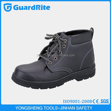 GuardRite STEEL TOE CAP AND STEEL PLATE HIGH CUT WORKING SAFETY SHOES