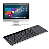 Wireless Bluetooth Keyboard with Multi Touchpad, Touch Keyboard for Windows /Android OS Tablet PC