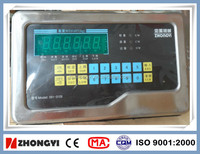 Electronic stainless steel waterproof digital weight scale indicator controled by computer EDI-312A