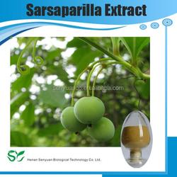 Hot Selling Sarsaparilla Extract Supplier 4:1~20:1