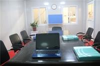 eco-friendly prefab luxury foldable modified modular house design in india