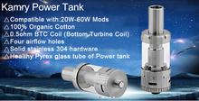 alibaba express kamry tech power tank best electronic cigarette box mod tank vape starter kit in stock