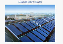 EN 12975 Approved vacuum solar thermal collector price china