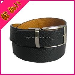 Mens Newly Fashion Western Python Snake Reversible Leather Belt