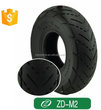 High quality competitive price ZD-M2 electric scootric rubber tyre