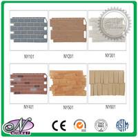 External wall siding made in China