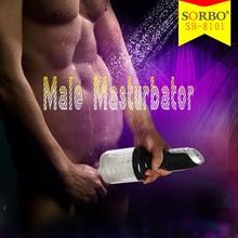 La mayoría popular multi- velocidad a prueba de agua +silicone tpr juguetes para adultos para los hombres