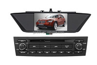 7 inch car dvd for BMW X1 E84 (09-2013) WS-8838