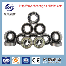 Long life 6300 series deep groove ball bearing for machine and china supplier