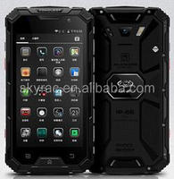 Original 4G LTE Rugged Android Mobile Phone with POC Walkie Talkie Conquest S8 with 6000mAh Battery