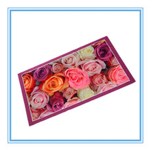 High quality Large size microfiber flower photo printed towel for beach