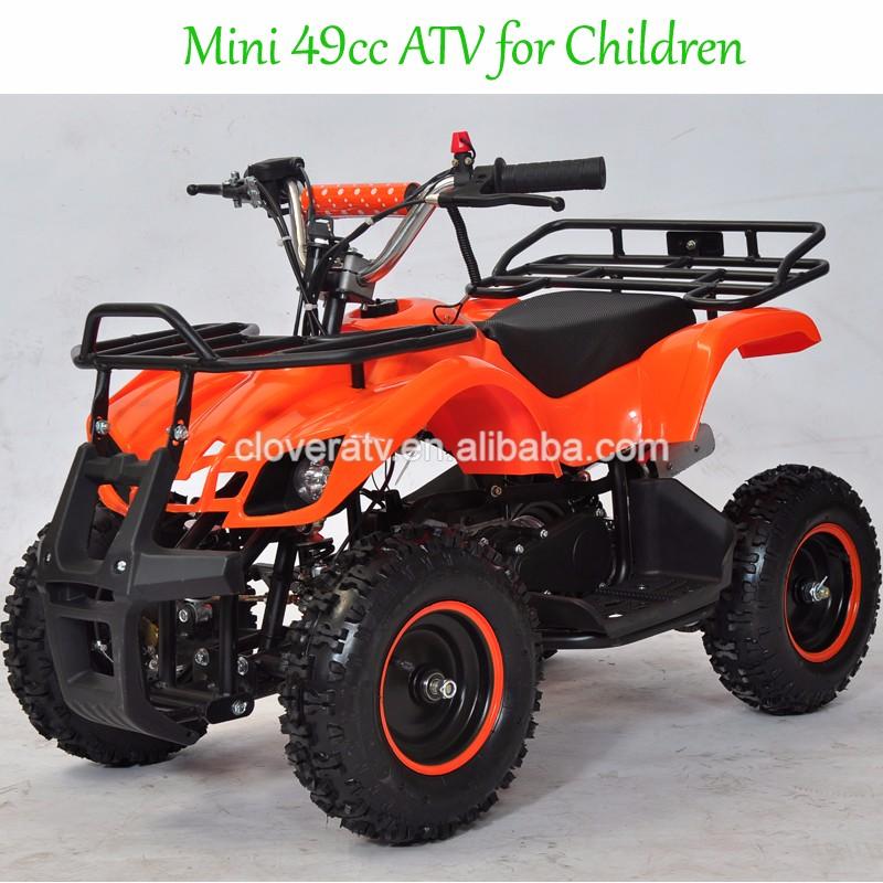 New Designe Air Cooled 49CC Quad Bike Mini ATV from Factory.jpg