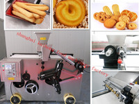 CE certificated extruder cookies machine