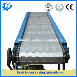 stainless steel chain plate wire mesh conveyor belt