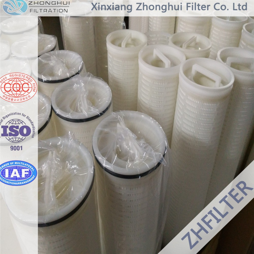 Replace Pall Ultipleat High Flow filter elements HFU640UY045JUW