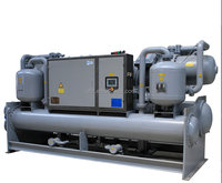Water cooled chiller system