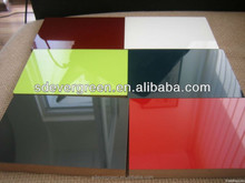 1220*2440mm low price Melamine faced particle board kitchen cabinets design