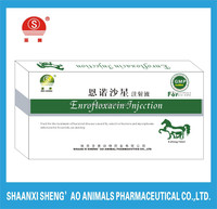 Good health care products Veterinary medicine Enrofloxacin Injection with GMP Certificate