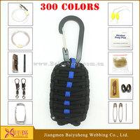 camping emergency survival tool kit