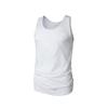 Slim Fit Cotton Elastane Wholesale Plain White Tank Top