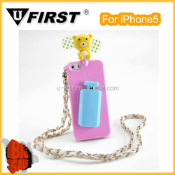 Competitive factory supply cheap mobile phone case for iphone5/5s