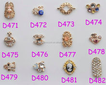 BIN new fashion mixed deisgn mother pearl/nail decoration