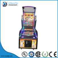 2015 China basketball arcade game machine / electronic basketball scoring machine DFLB-1