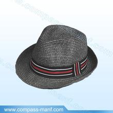 fashion men jazz straw cap hat sun cap hat beach cap hat