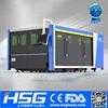 Best Seller Fiber Laser Metal Cutter 500W Laser Cutting Machine Price HS-M3015A