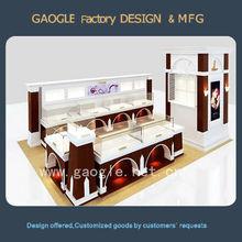 High-quality kiosk display and jewellery shop display furniture