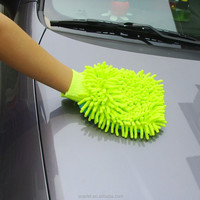 Microfiber Chenille Glove For Car Washing