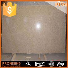 Swimming pool stone design misty yellow granite price
