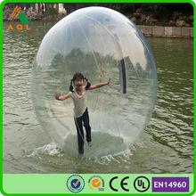 transparent dia 2m water walking ball/ inflatable water balls price