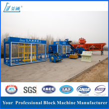 LTQT10-15 automatic hydraulic brick making machine in namibia