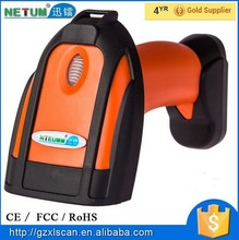 NT-2800 Handheld barcode scanner with display and high quality scanner module for restaurant billing machine