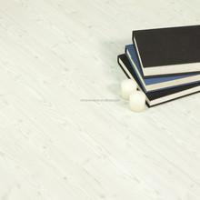 Haute qualité 10 mm et 8 mm ac3 blanc lavé pin revêtement de sol stratifié facile à nettoyer