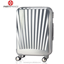 Travel Custom Made Size and Color Aluminum Frame Luggage Case