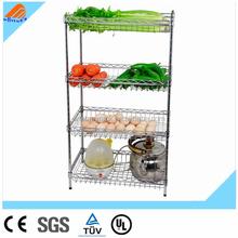 kitchen appliance rack nsf display wire metal kitchen rack