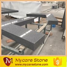 Mycare wholesales L shape grey quartz bar top