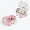 User-Friendly Elegant Shape Beautiful cardboard jewelry box