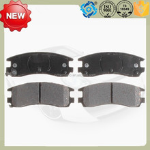 manufacture ceramic brake pads for BUICK parts D714