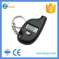 mini Car meter digital pressure sensor wireless lcd tire pressure gauge sensor indicator wheel loader digi tire gauge gift