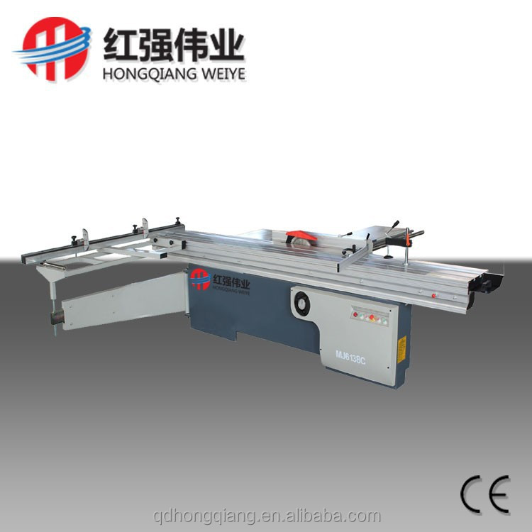 sliding table circular saw machine