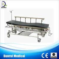 DR-201A CE Approved Three Functions Emergency Trolley Equipment