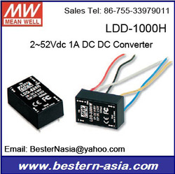1000mA DC-DC Constant Current LED driver Meanwell LDD-1000H