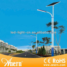 80W high energy saving outdoor led solar farm lighting system