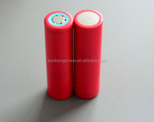 Best quality san yo 18650 li-ion rechargeable battery 18650 battery 3.7v 18650 2600mah cell