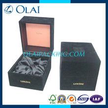 luxury brand perfume box packaging
