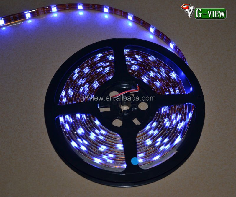 Best quality 60leds ip20 20-22lm 5050 led strip light white,warm white, red, green , blue CE&ROHS FAST SHIPPING