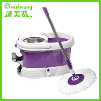 360 Easy Magic Mop Heavy Duty Cleaning Wringer Mop Bucket Online Wholesale Shopping